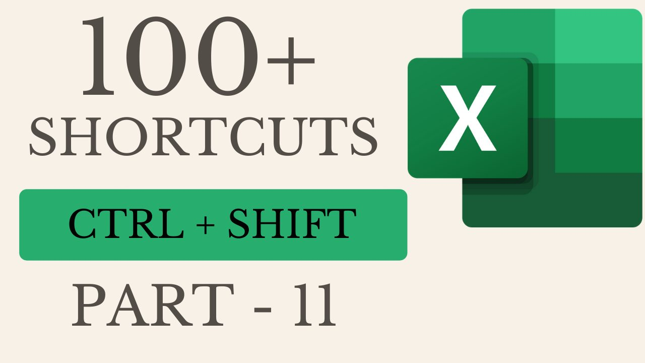 excel shortcut keys a to z Archives   Solved  How to Solve Tech Issues